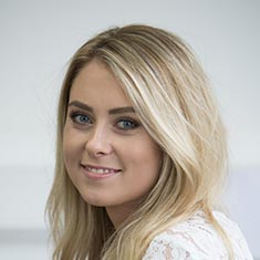 Photo of Chloe Walker - Office Administrator
