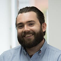 Photo of James Flaherty - CDM Adviser and Health and Safety Consultant