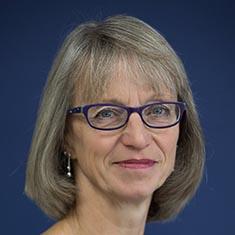 Photo of Carol Ann Plater - Head of Accounts