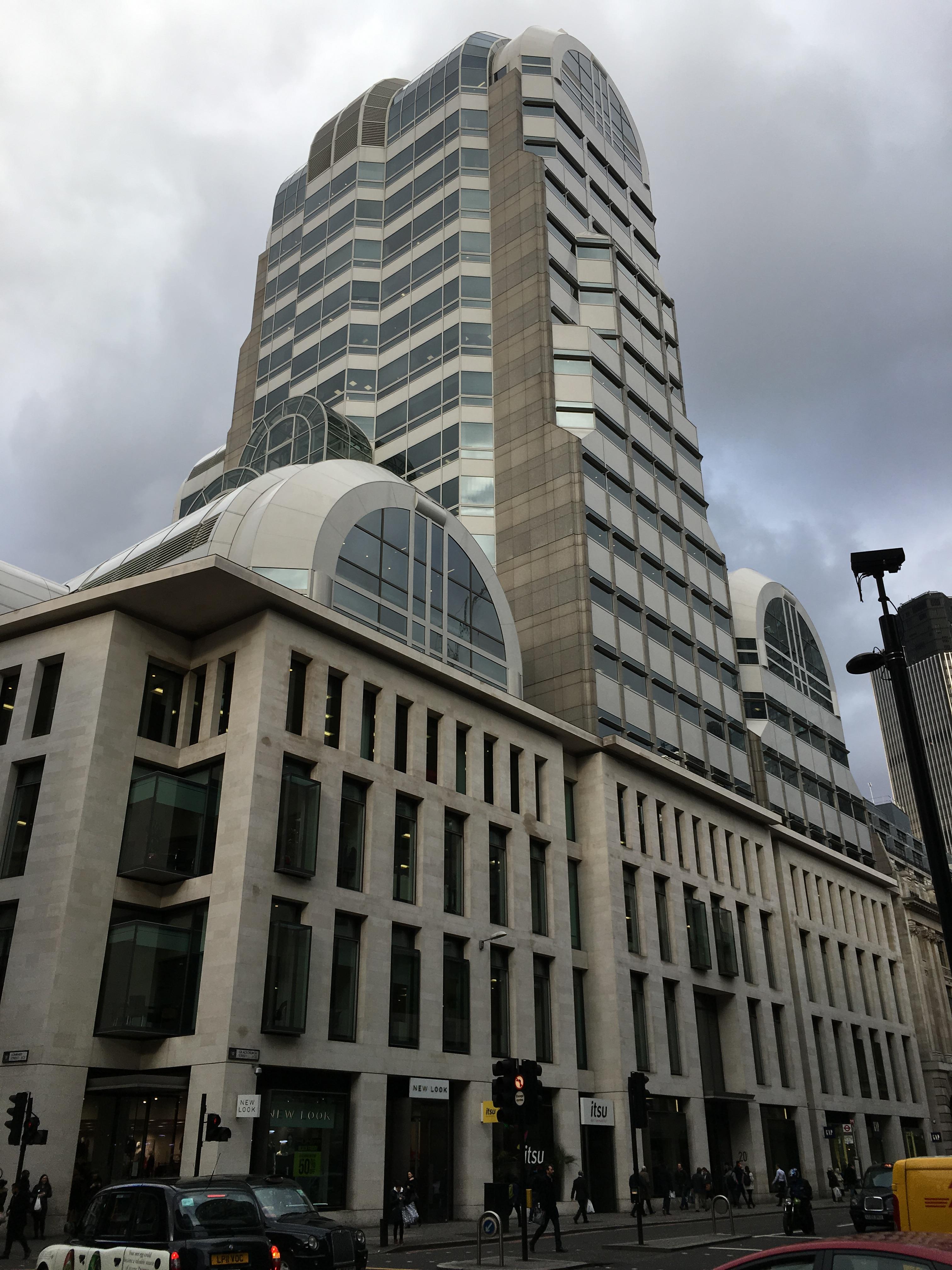 Main photo of 20 Gracechurch Street