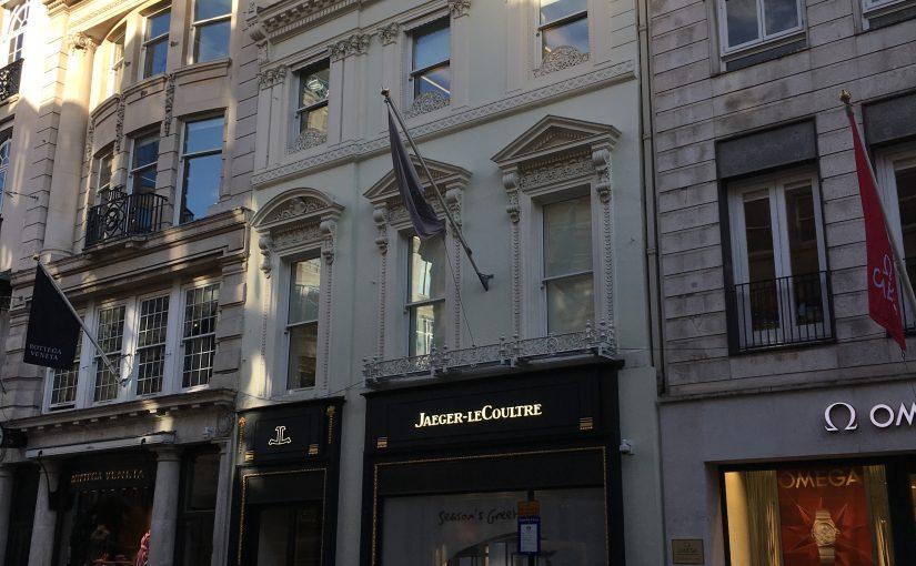 Image for 13 Old Bond Street – Jaeger LeCoultre