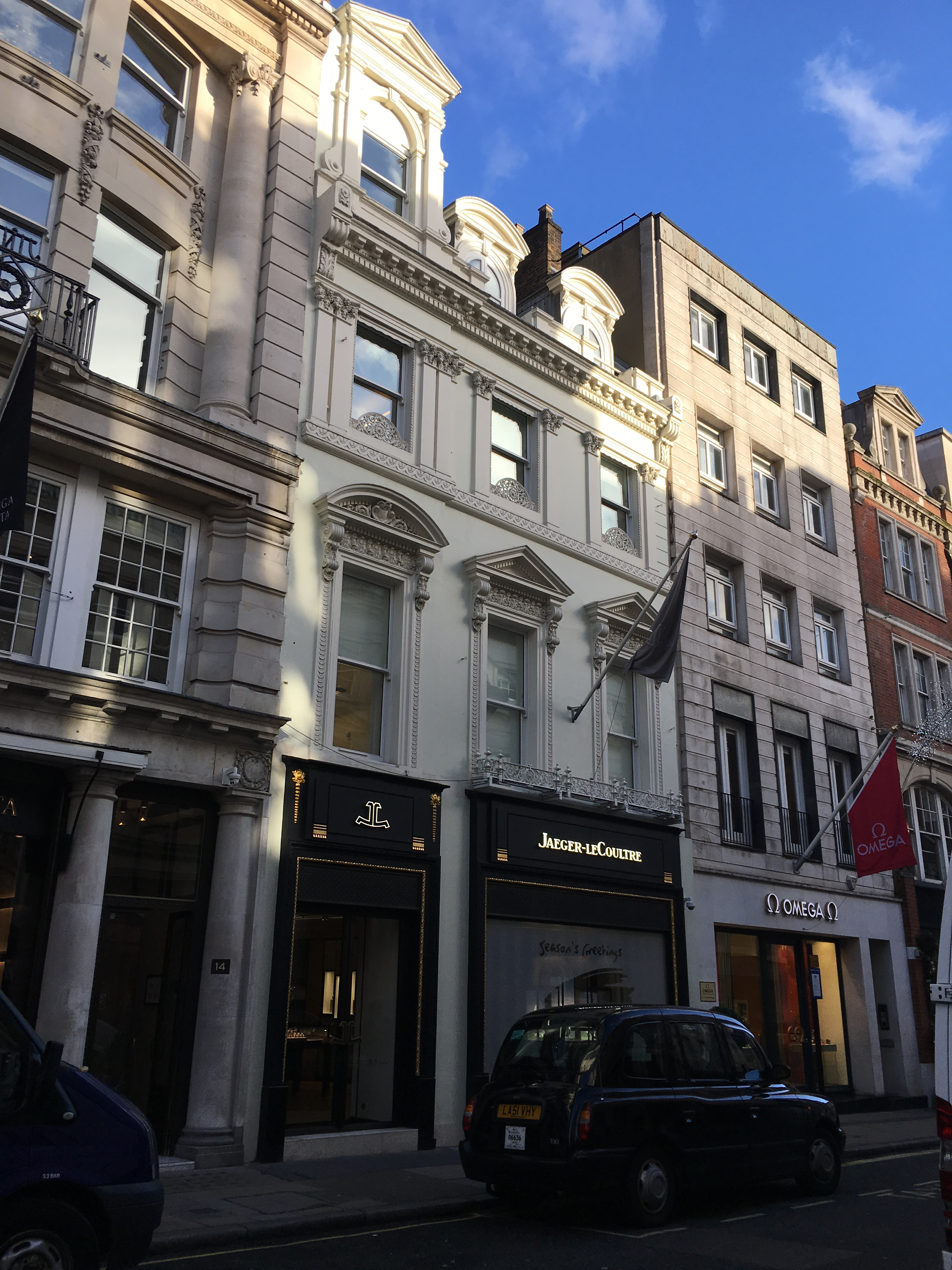 Main photo of 13 Old Bond Street – Jaeger LeCoultre