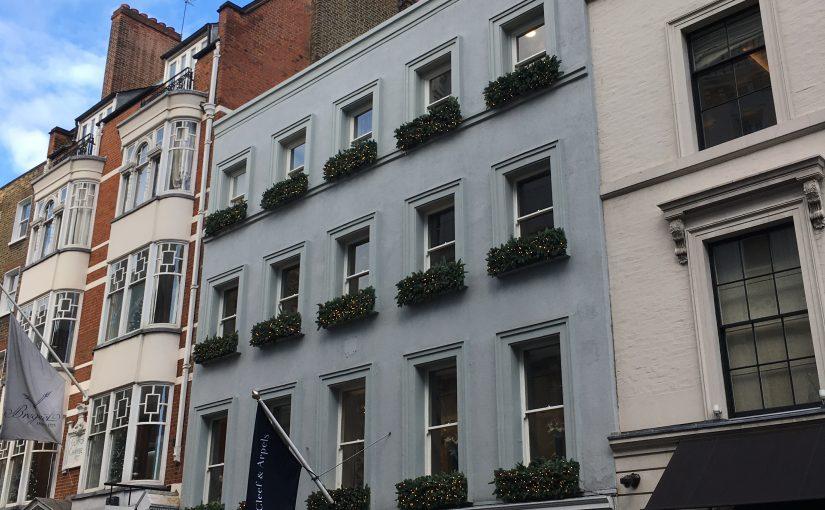 Image for 9 New Bond Street – VanCleef & Arpels