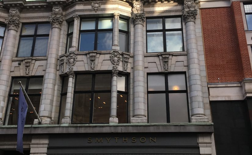 Image for 40 New Bond Street – Smythson