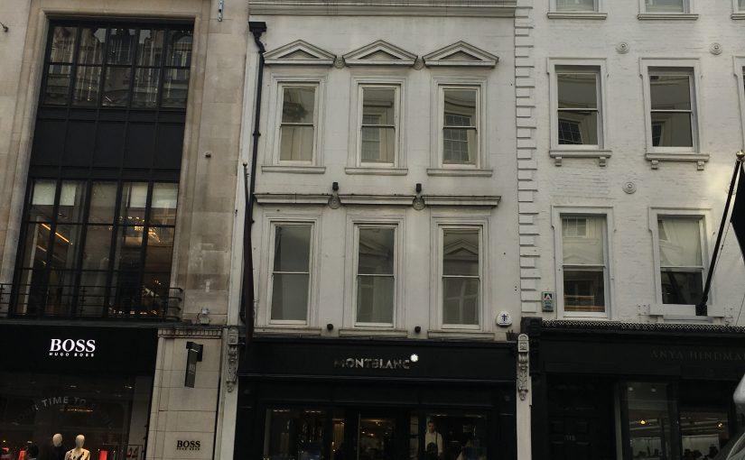 Image for 119 New Bond Street – Montblanc